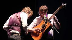 Chris Thile & Michael Daves--Fiddle Tune Request Time