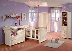 Como decorar la habitación de bebé