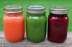 Liquid diet to reduce flaring
