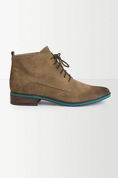 Leather Lace Up Boots - anthropologie.eu