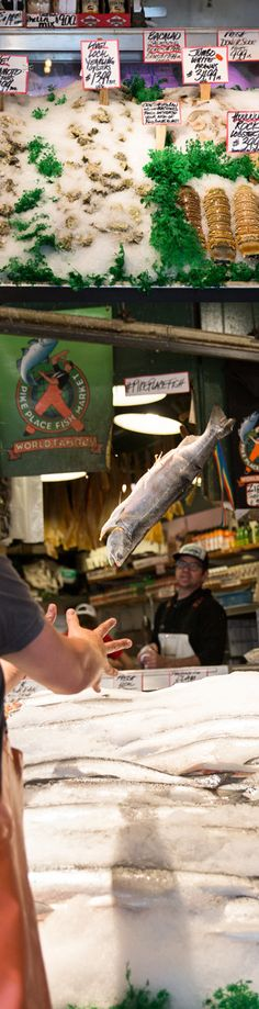 How Pike Place Fish Market in Seattle, Washington Uses Its Fame to Encourage Sustainability