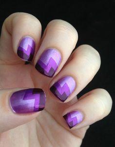 +100 Diseños de Uñas violeta | UÑAS DECORADAS - NAIL ART
