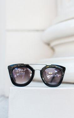 b323e04c515 Jamie Black Sunglasses - Black Lenses