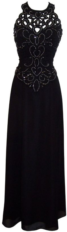 2014 MOTHER OF THE BRIDE DRESSES | Black mother of the bride long prom dresses 2013 - 2014