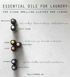 Artificial fragrances are harmful and can be toxic – diffusing essential oils are a great way to safely scent your home. There are oodles of ideas out there for ways to diffuse essential oils that have healing properties, but not a lot of ideas for just good smelling combinations. So if you like a homey, fresh-smelling home... (read more...)