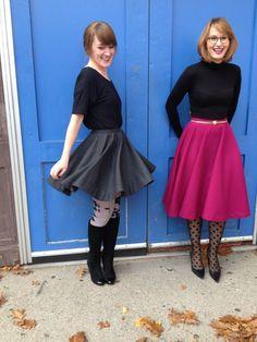 Circle Skirts by Katy & Laney | Project | Sewing / Skirts | Kollabora