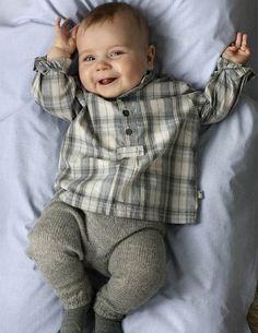Strik selv  Lune bukser - HendesVerden - ALT.dk Baby Barn e79052c4918a2