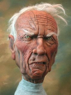 caricatures by Bill Nelson Clint Eastwood Cartoon Faces, Funny Faces, Cartoon Drawings, Cartoon Art, Cartoon Characters, Art Drawings, Illustration Fantasy, Portrait Illustration, Digital Illustration