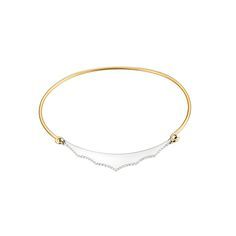Mimata Empress Collection - White and Yellow gold bracelet and diamonds Fine Jewelry, Jewelry Making, Handmade Jewelry, Bracelets, Gold, Diamonds, Collections, Yellow, Women