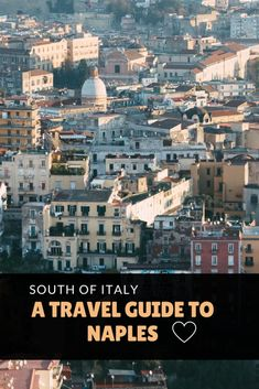 Travel Guide to Naples, Italy-1