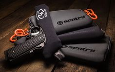 VZ Grips offers more than just gun grips and knives. Check out these gun sleeves and firearm covers. Pistols, Firearms, Knives, Gears, Cover, Sleeves, Check, Gear Train, Guns
