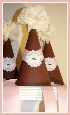 Birthday party Hat Ice Cream