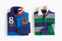Boys' Rugby Shirts   Joules® US