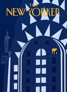 The New Yorker Covers Cristian D Gomez Glossom glossom.com