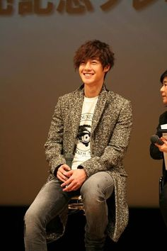 Kim Hyun Joong 김현중 at UNLIMITED PREMIUM Event