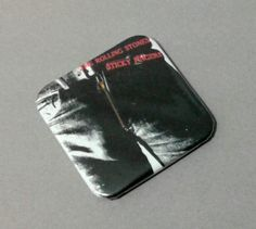 """The Rolling Stones - Mick Jagger - Sticky Fingers - 1.5"""" Pinback Button - Pins"""