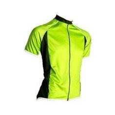 10d737b73 Canari Cyclewear 201314 Mens Endurance Short Sleeve Cycling Jersey 12178  Killer Yellow L