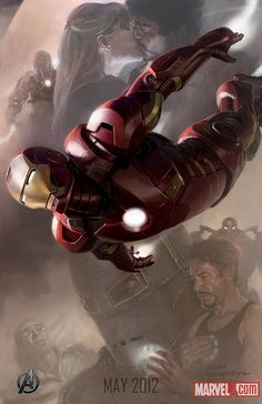 Community Post: Avengers Official Character Posters