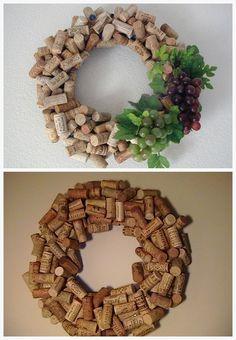 1000 images about bouchons de liege on pinterest corks - Bouchon de liege decoration ...