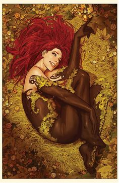 Mother Nature- Poison Ivy