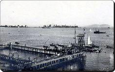 Moda Plajı - 1930'lar
