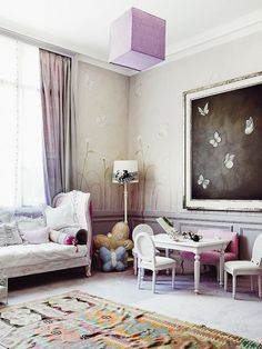 Home Decor Ideas Decorate your home with these easy, do-it-yourself crafts that add fun touches to every room Home Decoration Ideas Scandinavian Kids Rooms, Cuadros Diy, Little Girl Rooms, Guest Bedrooms, Kid Spaces, Interiores Design, Boy Room, Kids Bedroom, Decoration