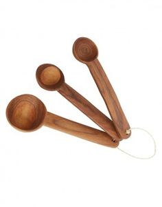 Wood-Measuring-Spoons-{The-Little-Market}