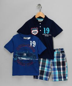 Boys clothes from Little Rebels