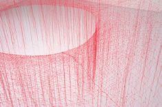 Silk vortex by Akiko Ikeuchi
