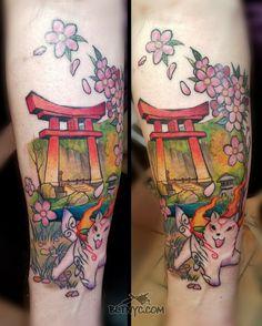 Tattoo by Nasa Nyc Tattoo, Tattoo Shop, Body Tattoos, Cute Tattoos, Body Language Tattoo, Queens Nyc, Custom Tattoo, Color Tattoo, Nasa