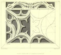 Billings, R. W. Построение готических узоров – 42 фотографии