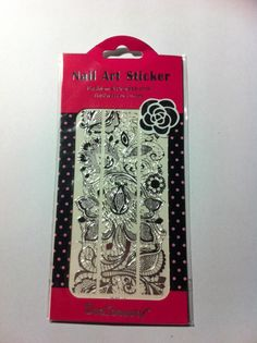 Nail Art Stickers, Nails, Finger Nails, Ongles, Nail, Manicures