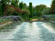 beautiful fountains