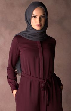 337b15c66cd9 Melanzana Jumpsuit Muslim Fashion