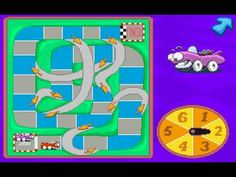 Putt-Putt & Fatty Bear's Activity Pack (Humongous Entertainment) (1994) - On-Ramps Off-Ramps - YouTube