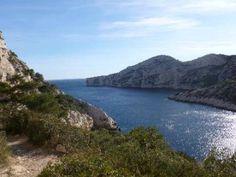 Plage de la calanque de Sormiou, Marseille