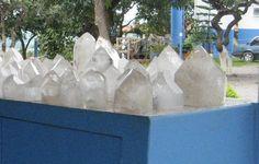 Healing Crystals - John of God in Brazil  paranormal  faith healer