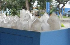 Healing Crystals - John of God in Brazil paranormal faith healer