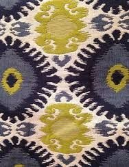 blue green teal yellow fabric - Google Search