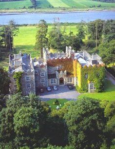Castillo Waterford  - Irlanda.