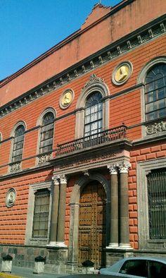 Academia Nacional de San Carlos, centro histórico de la Cd. de México