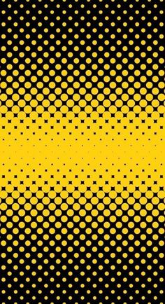 Huge collection of FREE vector graphics: Black and yellow halftone dots backgorund Free Vector Backgrounds, Abstract Backgrounds, Colorful Backgrounds, Geometric Background, Yellow Background, Free Vector Patterns, Halftone Pattern, Polygon Art, Orange Wallpaper