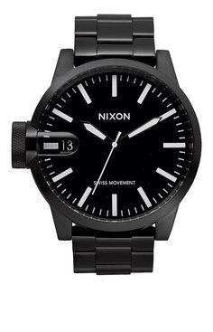 Nixon Chronicle SS - All Black