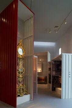 Biennale des Antiquaires 2014 / Galerie Kraemer / stand SA1