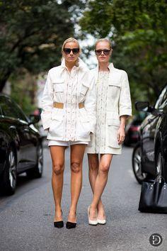 Twin style #tommyHilfiger