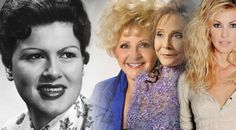 Loretta Lynn, Faith Hill & Brenda Lee's Beautiful Tribute To Patsy Cline