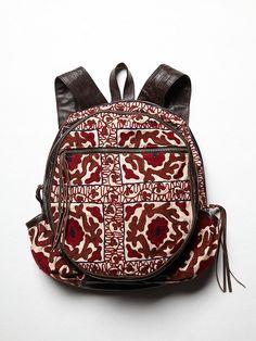 Free People Nirvana Backpack, $198.00