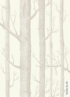 Bild: Tapeten - Woods No.48