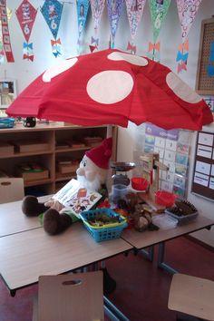 Een rijke rekentafel in groep 1-2 Basisschool Dommeldal in Geldrop