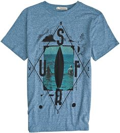 THREADS 4 THOUGHT SURF SS TEE > Mens > Clothing > Tees Short Sleeve | Swell.com